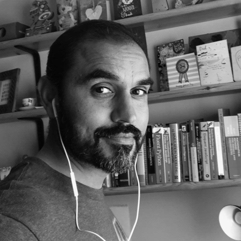 Amjad Karim - CEO, DScience | Keen AI